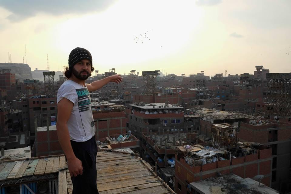 يشاور كوكا على حدود حى منشأة ناصر